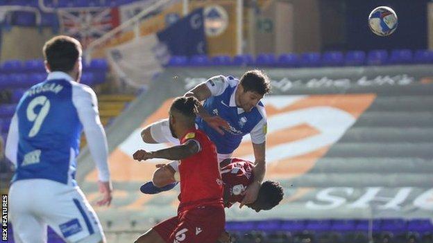 Birmingham City striker Lukas Jutkiewicz had not scored since his penalty in the 1-1 draw at Luton on 24 November