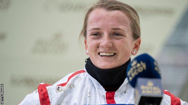 Jockey Hollie Doyle