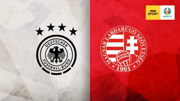 Germany v Hungary