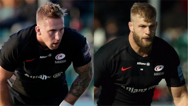 George Kruis & Dominic Day: Why rugby players are taking cannabis oil products thumbnail