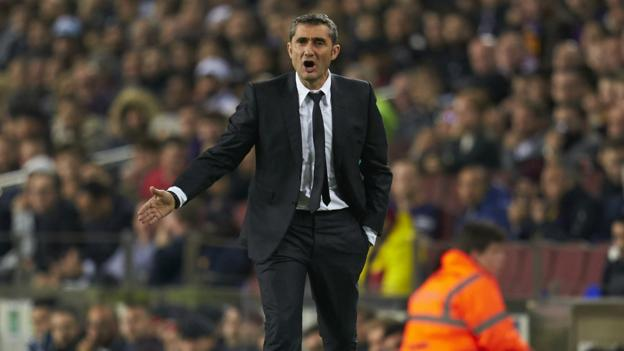 Barcelona: Will Ernesto Valverde stay as manager as Xavi deal falls through? thumbnail