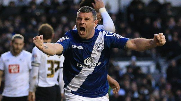 Veteran Birmingham City defender Paul Robinson has now scored three Championship goals for Blues this season