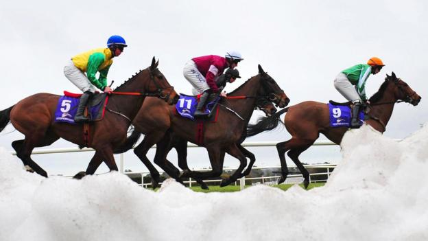 Horse Racing Weather Causes 60 Races To Be Cancelled In