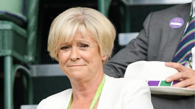 French Open: Sue Barker listed as Australian on women's singles trophy thumbnail