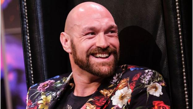 Tyson Fury: Deontay Wilder 'points win in Las Vegas impossible' thumbnail