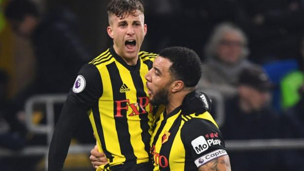 Cardiff 1-5 Watford: Gerard Deulofeu scores hat-trick in Watford victory thumbnail