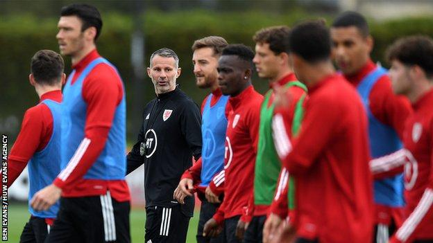 Ryan Giggs has led Wales to qualify for the Euro 2021 finals and top spot in their Nations League group
