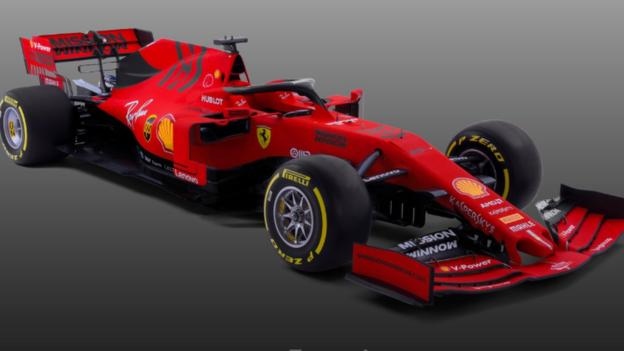Ferrari hope new SF90 F1 car will end 10-year title drought thumbnail
