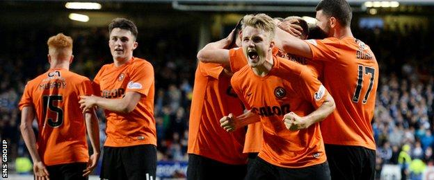 Coll Donaldson is among the new signings at Tanandice this season