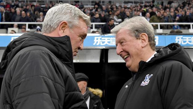 Crystal Palace v Newcastle United thumbnail