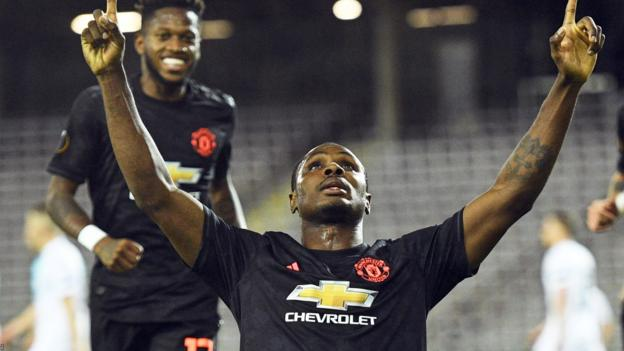 LASK 0-5 Manchester United: Stunning Odion Ighalo effort sets up Europa League win