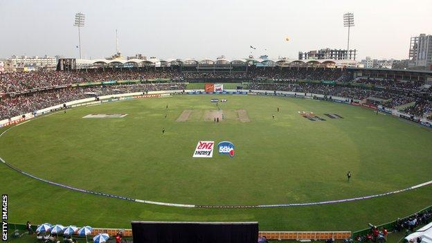 Sher-e-Bangla stadium