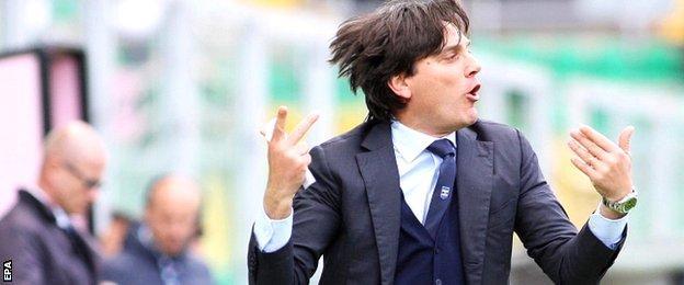 Vincenzo Montella of Sampdoria