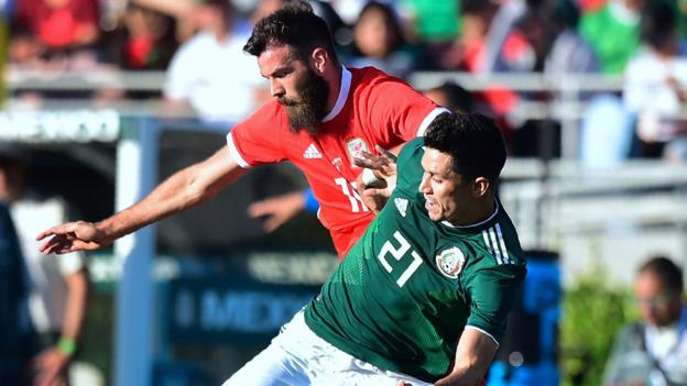 Mexico 0-0 Wales - BBC Sport