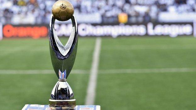 Caf Champions League: Al Merreikh of Sudan crash out