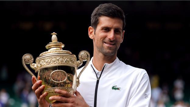 Novak Djokovic: Wimbledon champion says final was 'different level' mentally thumbnail