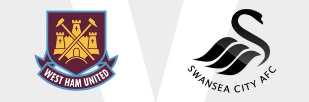 West Ham v Swansea