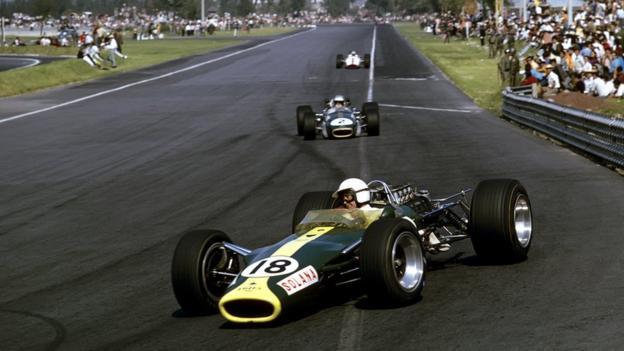 1967 Mexican Grand Prix