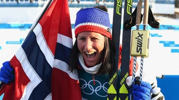 Winter Olympics stats: Norway's record haul, Germany's golden Games and more
