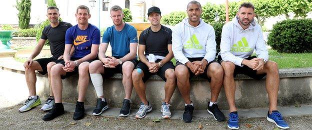 Brunt has been training with the Northern Ireland squad at Parc de Montchervet in St Georges de Reneins