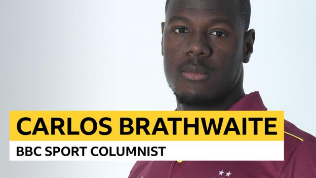 England v West Indies: Carlos Brathwaite reflect on series and his time with TMS