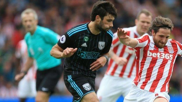 Claudio Yacob has started all six of West Bromwich Albion's Premier League games this season