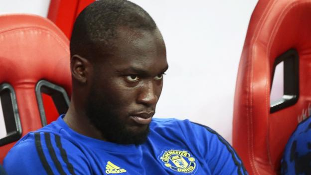 Man Utd: Romelu Lukaku left out of pre-season friendly squad thumbnail