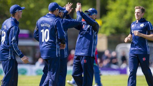 Scotland will play their first matches in 17 months with two one-day internationals against the Netherlands in May