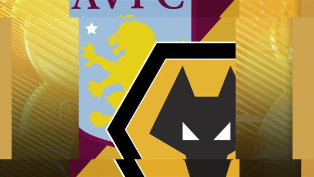 Aston Villa v Wolves