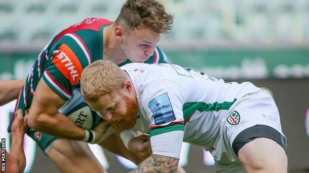 Leicester Tigers v London Irish