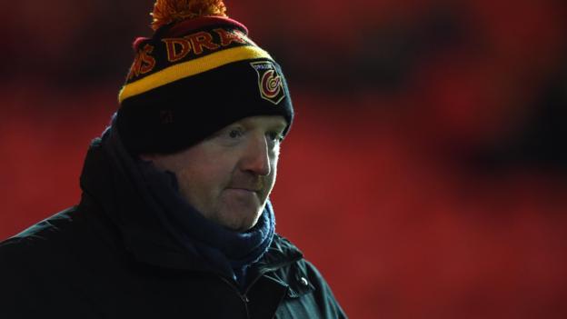 Bernard Jackman: Dragons' Hallam Amos a Wales full-back