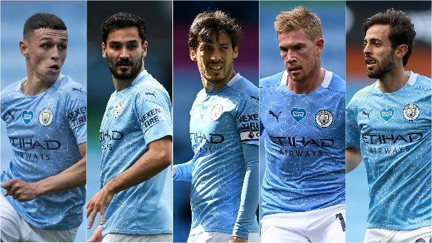 David Silva How Do Man City Replace Their Creative Star BBC Sport