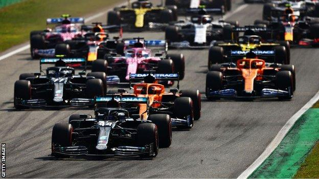 Formula 1 drivers mostly opposed to idea of reverse-grid races (2020)