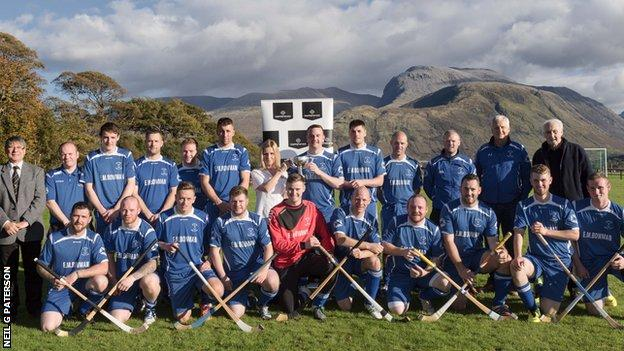 Kilmallie completed their National Division programme unbeaten