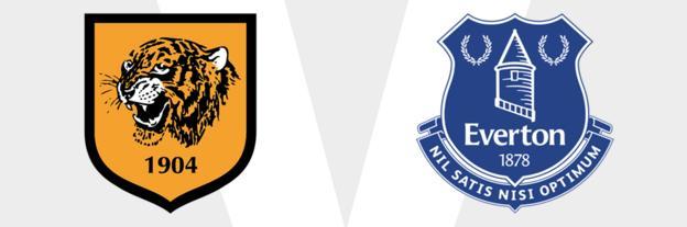 Hull v Everton
