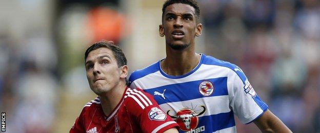 Stewart Downing and Nick Blackman