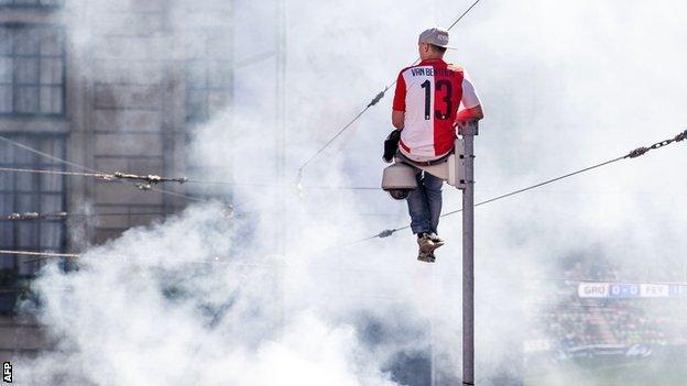 Feyenoord fan