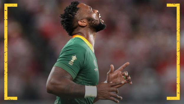 Rugby World Cup final: Siya Kolisi, South Africa's first black captain & legacy of 1995