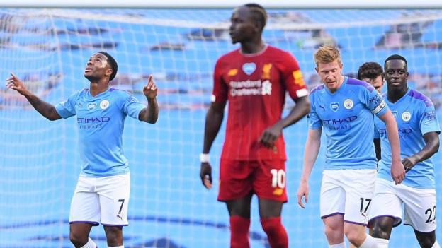 Man City 4-0 Liverpool: Kevin de Bruyne, Raheem Sterling & Ben Foden rating thumbnail