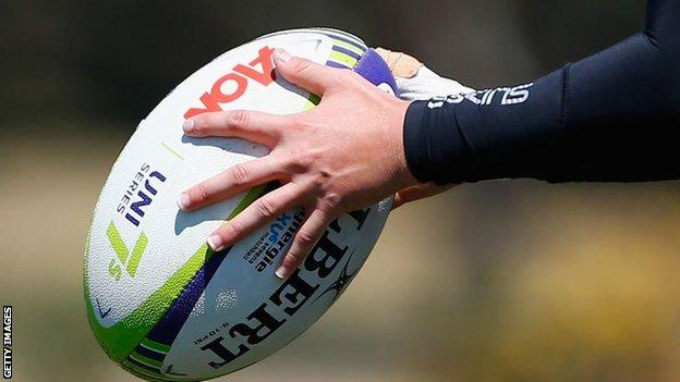 World Rugby was the first international sporting body to rule on transgender women competing in women's rugby