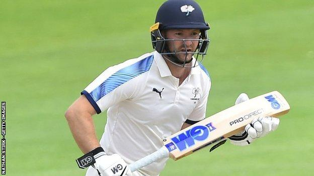 sports Yorkshire opener Adam Lyth has now hit more centuries against Lancashire than he has any other first-class county