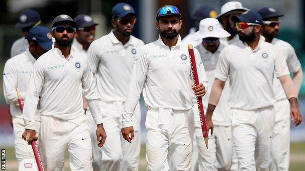 India have won the three-match series, with one to play