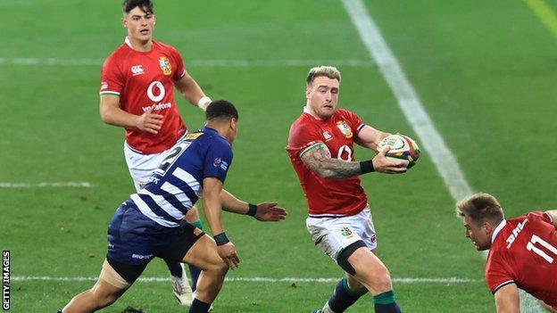 Stuart Hogg fuelled by 2017 British and Irish Lions 'hurt' thumbnail