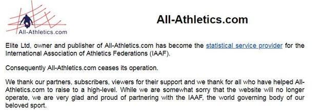 All Athletics