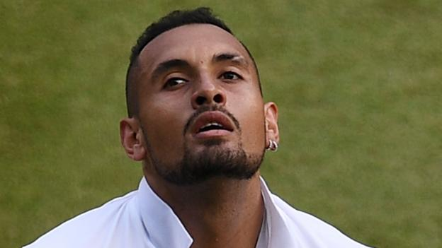 Nick Kyrgios 'wanted to hit' Rafael Nadal with shot at Wimbledon