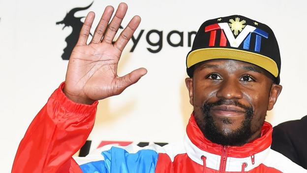 Floyd Mayweather: Chinese Boxing Federation names retired boxer as 'special advisor' thumbnail