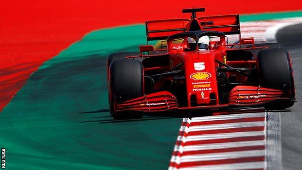 environment Sebastian Vettel