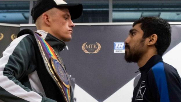 Kash Farooq v Lee McGregor: 'There can only be one champion of Scotland' thumbnail