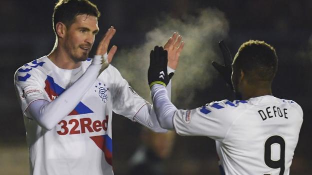 Rangers facing striker shortage against St Johnstone, says Gerrard thumbnail