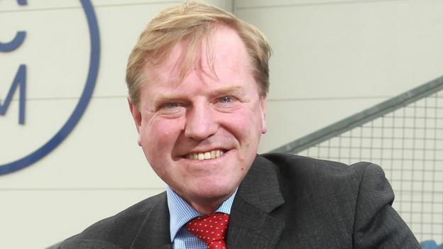 Glamorgan chief executive says Wales cricket team makes 'no sense' - BBC Sport